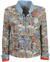 Ermanno Scervino Floral Jacket