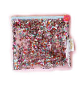 Packed Party Confetti Clutch