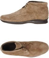 Cristiano Gualtieri High-top dress shoe