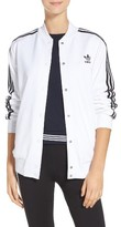 adidas Women's 3-Stripes Bomber Jacket