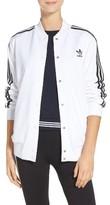 adidas Women's 3-Stripes Bomber Jacket