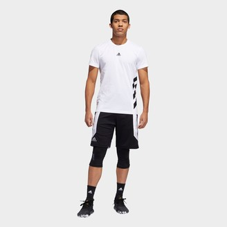 adidas Men's Creator 365 Basketball Shorts