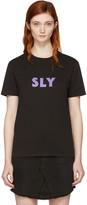6397 Black sly Boy T-shirt