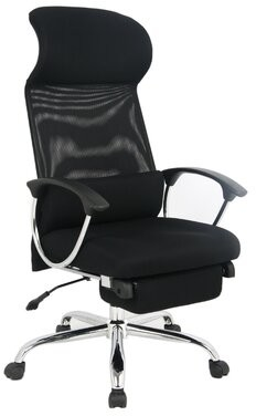 Latitude Run Bettye Mesh Task Chair Upholstery Color: Black