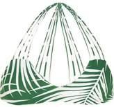 Mikoh Banyans Cutout Printed Bikini Top