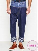 Vivienne Westwood Kidd Samurai Cuff Jeans