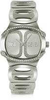 Just Cavalli Born JC - Silver Dial Bracelet Watch