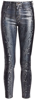 L'Agence Margot High-Rise Skinny Jeans
