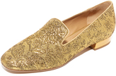 Michael Kors Roxanne Floral Brocade Loafers