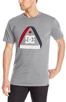 DC Men's Minimalist Short Sleeve T-Shirt