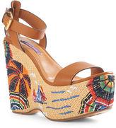 Ralph Lauren Eralise Wedge Sandal