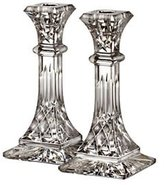"Waterford Lismore Candlestick 6"", Pair"