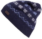 Barbour Men's Castleside Wool Beanie - Blue