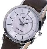 Orient Quartz Women's Watch SUB96006W0 Shell White
