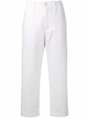 Jejia Camille cropped trousers