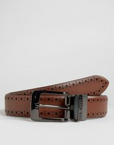 Ted Baker Belt Brogue