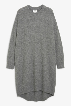 Monki Knitted sweater dress