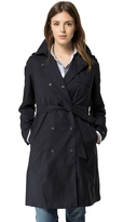 Tommy Hilfiger Final Sale-Convertible City Trench
