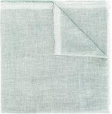 Ermenegildo Zegna raw weave scarf