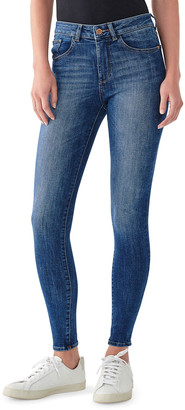 DL1961 Florence Mid-Rise Ankle Skinny Jeans