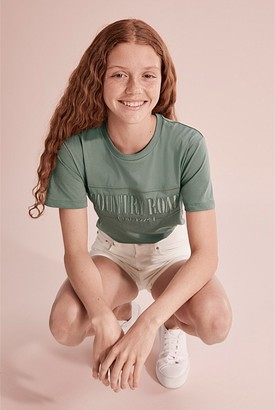 Country Road Teen Verified Australian Cotton Heritage T-Shirt