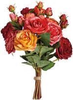 OKA Faux Floribunda Roses Bunch