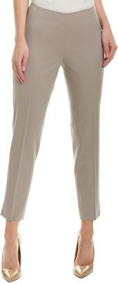 Lafayette 148 New York Stanton Wool-Blend Pant