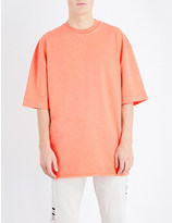 Yeezy Oversized cotton t-shirt
