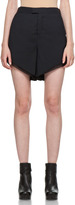 Helmut Lang Sequence Shorts in Black