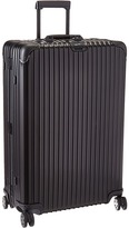 """Rimowa Topas Stealth - 32"""" Multiwheel® with Electronic Tag"""