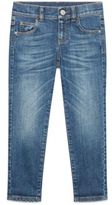 Gucci Little Girl's & Girl's Washed Skinny Jeans