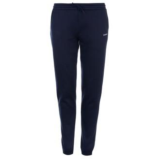 L.A. Gear Womens Closed Hem Jog Pants Ladies Sport Running Jogging Bottoms Joggers Navy 14 (L)