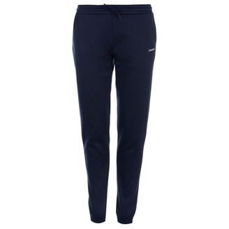 L.A. Gear Womens Closed Hem Jog Pants Ladies Sport Running Jogging Bottoms Joggers Navy 18 (XXL)