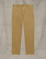 Belstaff OFFICER CHINO TROUSERS