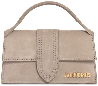 Jacquemus Le Bambino Suede Bag