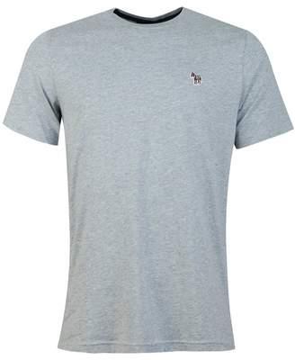Paul Smith Regular Fit Zebra T-shirt Colour: BLACK, Size: SMALL