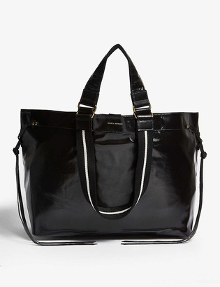 Isabel Marant Wardy leather tote