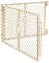 North States Superyard Two-Panel Ivory Extension