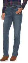Chaps Women's Curvy Fit Straight-Leg Jeans