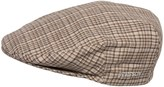 Stetson Plaid Linen Ivy Cap (For Men)