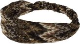 Ulta Capelli New York Abstract Pattern Metallic Head Wrap