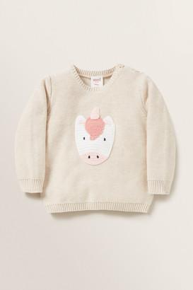 Seed Heritage Unicorn Sweater