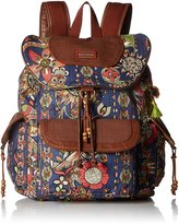 Sakroots Women's Flap Backpack