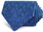 Turnbull & Asser Striped Teardrop Wide Tie