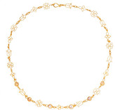 Pippa Small 18-karat Gold Tourmaline Necklace