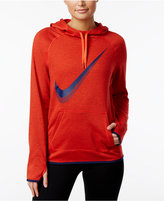Nike Dry Logo Lightweight Fleece Training Hoodie