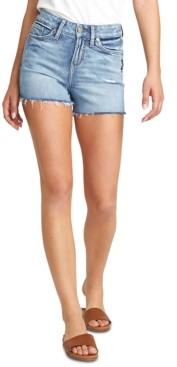 Silver Jeans Co. Avery Denim Cutoff Shorts