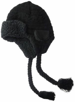 Muk Luks Men's Faux Fur Trapper Hat