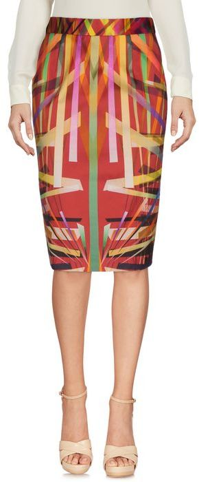 Escada Knee length skirt