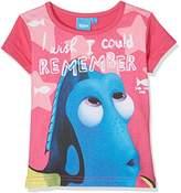 Disney Girl's SS T-Shirt Track Jacket
